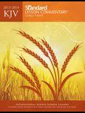 KJV Standard Lesson Commentary® Large Print Edition 2013–2014