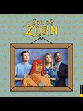 Son of Zorn 2018 Wall Calendar