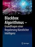 Blackbox Algorithmus - Grundfragen Einer Regulierung Künstlicher Intelligenz