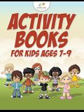 Activity Books for Kids Ages 7-9