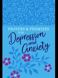 Prayers & Promises for Depression and Anxiety
