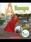 Europe (Rookie Read-About Geography: Continents)