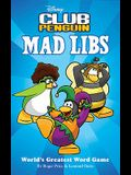 Disney Club Penguin Mad Libs