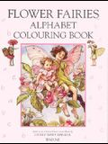 The Flower Fairies Alphabet Coloring Book