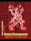 Nama-Ramayanam Legacy Book - Endowment of Devotion: Embellish it with your Rama Namas & present it to someone you love