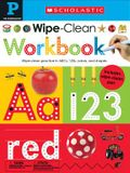 Wipe Clean Workbook: Pre-K (Scholastic Early Learners)