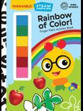 Baby Einstein: Rainbow of Color! - Coloring Book! [With Battery]