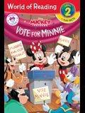 Vote for Minnie