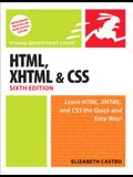 HTML, XHTML, & CSS: Visual QuickStart Guide
