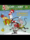 A Reindeer's First Christmas / New Friends For Christmas (Turtleback School & Library Binding Edition) (Cat in the Hat Knows a Lot about That! (PB))