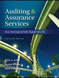 Auditing and Assurance Services: An Integrated Approach [With CDROM]