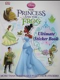 Ultimate Sticker Book: The Princess and the Frog (Ultimate Sticker Books)