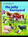 The Jolly Barnyard (Little Golden Book)