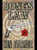 Bone's Law