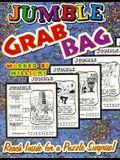 Jumble® Grab Bag: Reach Inside for a Puzzle Surprise! (Jumbles®)
