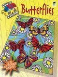 3-D Coloring Book--Butterflies (Dover 3-D Coloring Book)