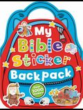 My Bible Sticker Backpack