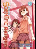 A Certain Scientific Railgun, Volume 1