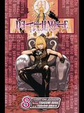 Death Note, Vol. 8, Volume 8: Target