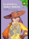 La pistolera Annie Oakley (Read-it! Readers en Español: Cuentos exagerados) (Spanish Edition)