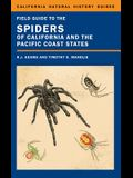 Field Guide to the Spiders of California and the Pacific Coast States, 108