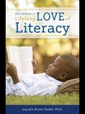 Beginning a Lifelong Love of Literacy