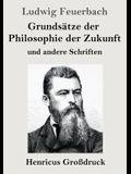 Grundsätze der Philosophie der Zukunft (Großdruck): und andere Schriften