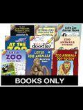 Little ACT Bk Zoo Replen Pack 135 Bks