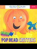 Chicken Socks Pop Bead Critters Activity Book
