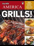 Char-Broil's America Grills!: 222 Flavorful Recipes That Will Fire Up Your Appetite