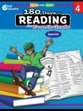 180 Days of Reading for Fourth Grade (Spanish): Practice, Assess, Diagnose