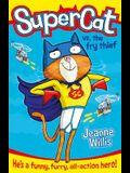 Supercat Vs the Fry Thief (Supercat, Book 1)