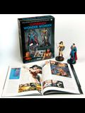 Superman and Wonder Woman Plus Collectibles [With Toy]