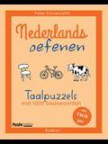 Nederlands oefenen: Taalpuzzels met 1000 basiswoorden