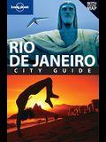 Lonely Planet Rio de Janeiro City Guide [With Map]