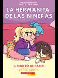 La Hermanita de Las Niñeras #3: El Peor Día de Karen (Karen's Worst Day), 3