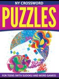 NY Crossword Puzzles For Teens (With Sudoku And Word Games)