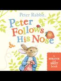 Peter Follows His Nose: A Scratch-And-Sniff Book