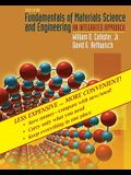 Fundamentals of Materials Science and Engineering: An Integrated Approach, 3rd Edition Binder Ready Version