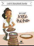 Lula Az'ya Injera T'efetu - Tigrinya Children's Book