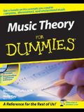 Music Theory for Dummies [With CDROM]