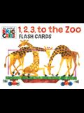 The World of Eric Carle(tm) 1, 2, 3, to the Zoo Flash Cards