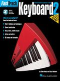 Fasttrack Keyboard Method - Book 2 [With CD]