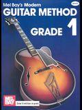 Modern Guitar Method Grade 1