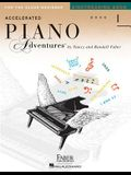 Accelerated Piano Adventures for the Older Beginner Sightreading, Book 1
