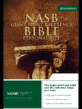 NASB Giant Print Reference, Personal Size