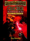 CRUCIBLE: The Trial of Cyric the Mad (Forgotten Realms, Sequel to Prince of Lies)