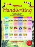 Penpals for Handwriting Evaluation Booklet