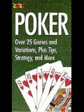 Poker: Over 25 Games and Variations, Plus Tips, Strategy, and More (Fold-It Series)