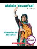 Malala Yousafzai: Champion for Education (Rookie Biographies)